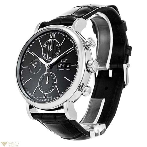IWC Portofino Chronograph Automatic Gents Watch IW391008